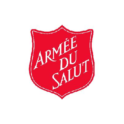 Logo Armée du Salut prestation magie digitale