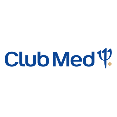 Logo Club Med prestation magie digitale