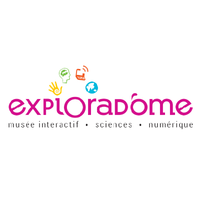 Logo Exploraôme prestation magie digitale